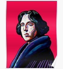 One must wear Oscar Wilde Poster