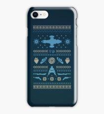 Shiny Sweater iPhone Case/Skin