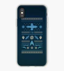 Shiny Sweater iPhone Case