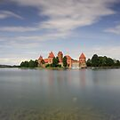 Trakai castle by Tom Migot