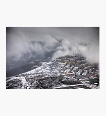 Cold Mountain Photographic Print