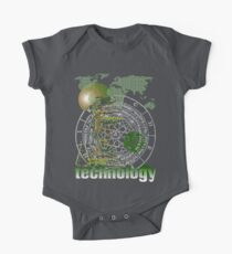 Technology Kids Clothes