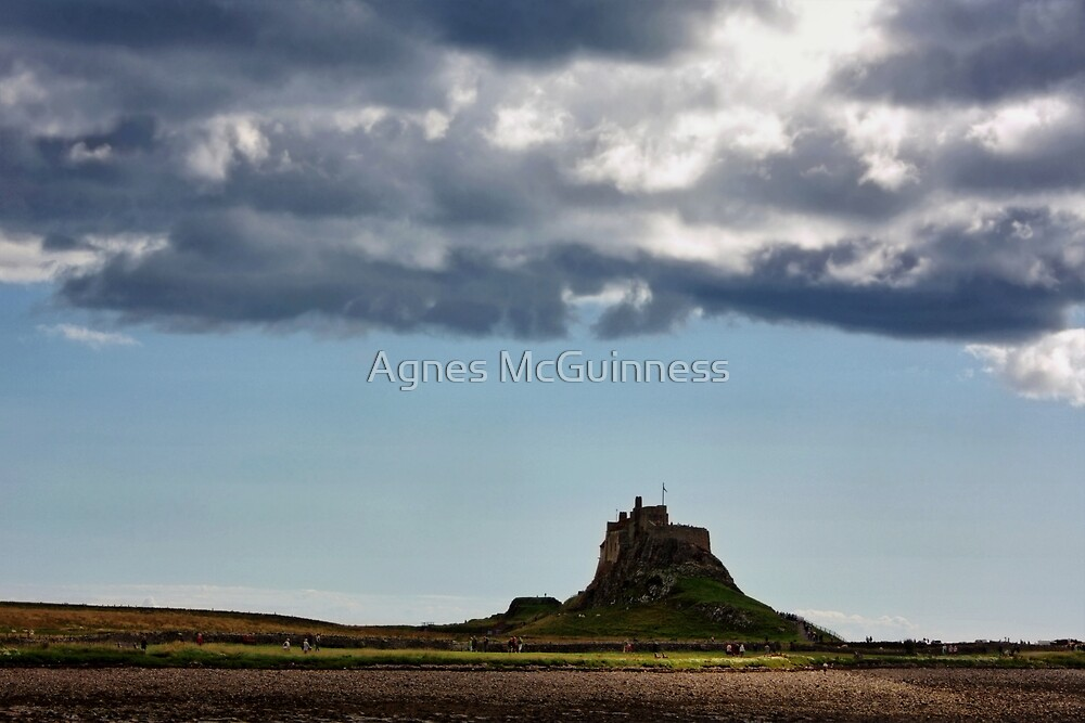 Lindisfarne by Agnes McGuinness