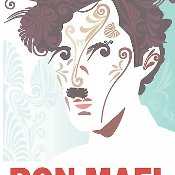 RON MAEL natural pattern design by blakechamberlai