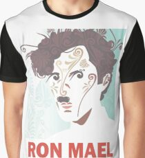 RON MAEL natural pattern design Graphic T-Shirt