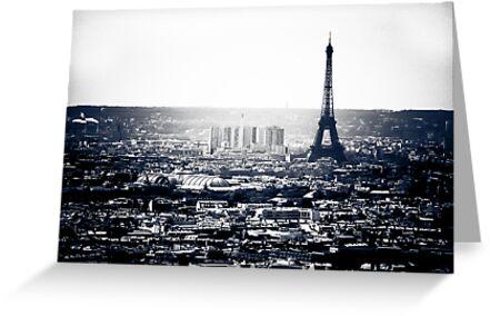 Eiffel by Andrew Wilson