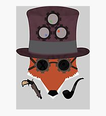 The Fox and the Lad Photographic Print