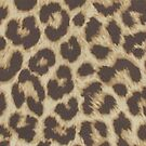 Leopard print - Iphone case  by sullat04