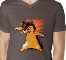 Typhlosion Sprite  Mens V-Neck T-Shirt
