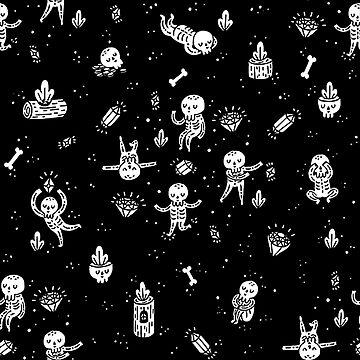 infinite skeletons by abigailahn