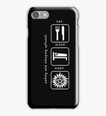 the winchesters. iPhone Case/Skin