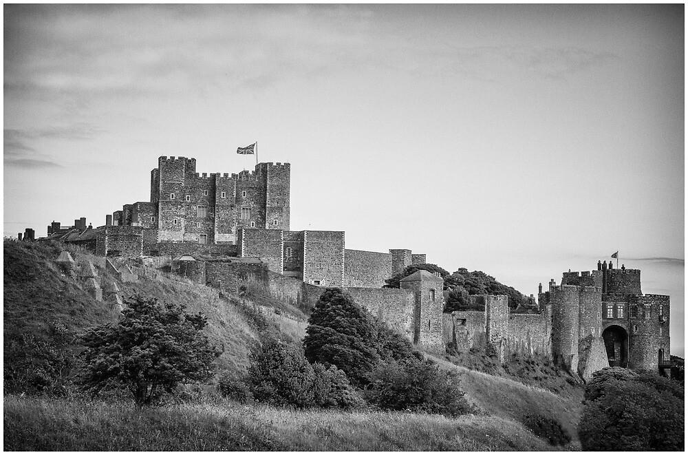 Dover Castle by David Wellbelove