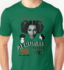 afro puff power Slim Fit T-Shirt