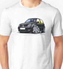 RenaultSport Clio 182 Black Unisex T-Shirt