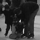 Winchester Ice Rink: Help Me Up by JLaverty