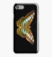 Clipper Butterfly iPhone Case/Skin