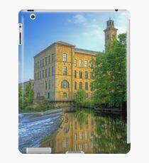 Salts Mill 2 iPad Case/Skin