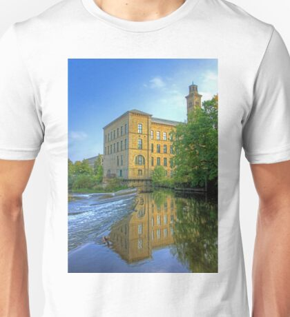 Salts Mill 2 Unisex T-Shirt