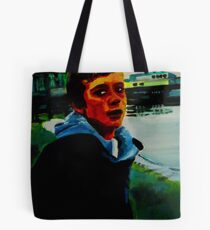 Acrylic Afternoons Tote Bag