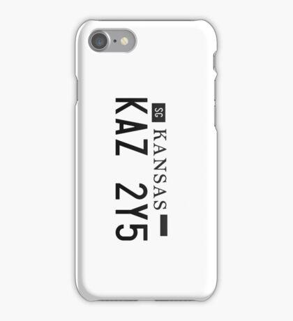 Impala2 - Supernatural iPhone Case/Skin
