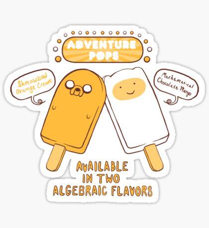 Adventure Pops Sticker