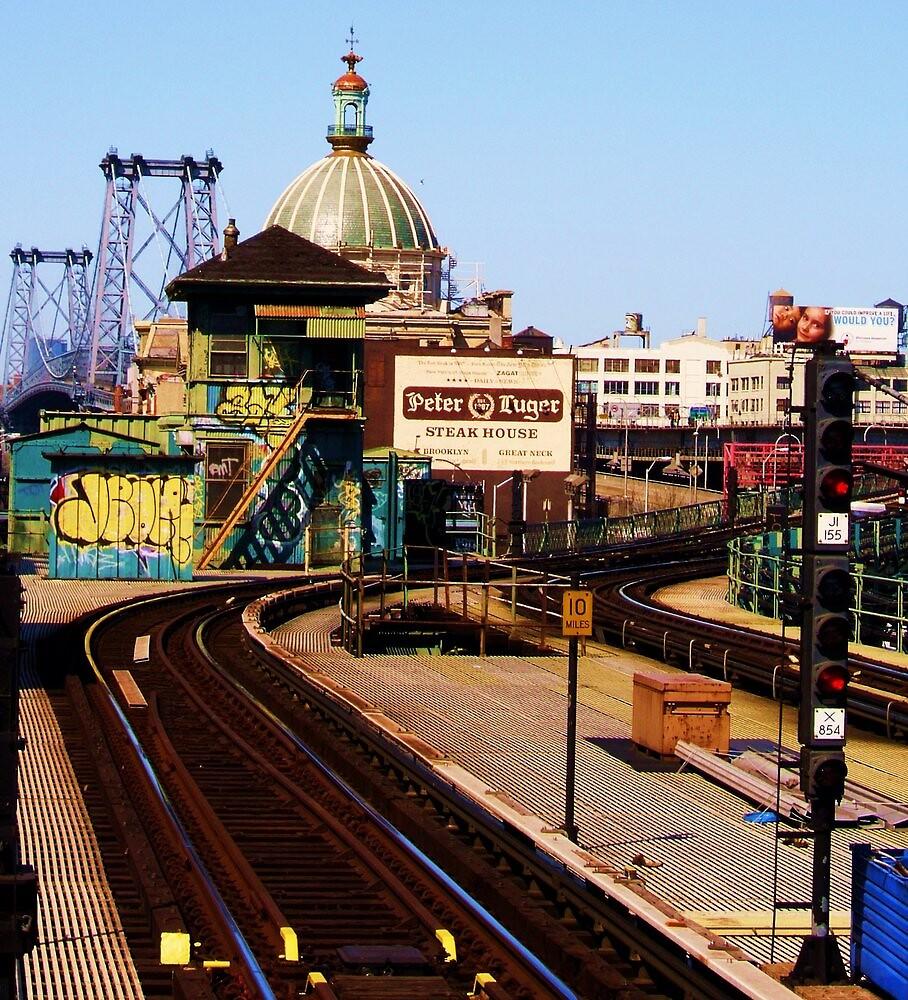 brooklyn metro by shawneelc