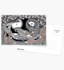 FinFolk Postcards