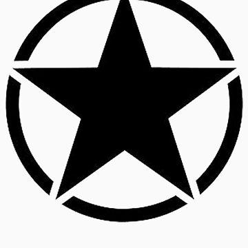Military Invasion Star by panzerfreeman