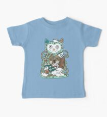 The Ships Cat Baby Tee