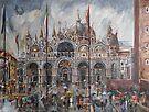 San Marco - Sudden Rain by Stefano Popovski