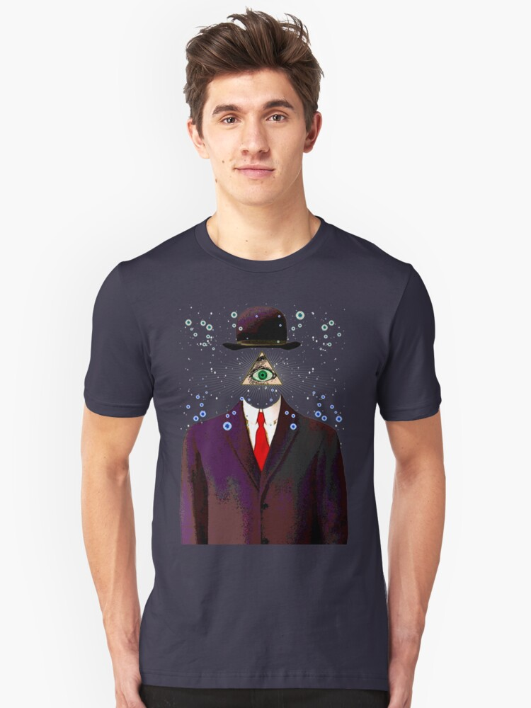 The Son of All Seeing Eye Unisex T-Shirt Front