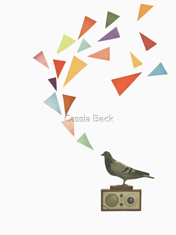 Pigeon Radio by Cassia