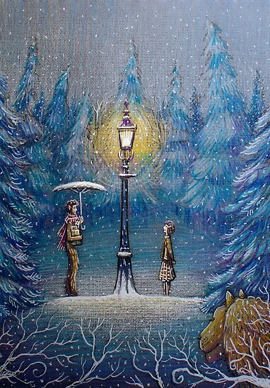 Narnia Zauberlaterne von illustore