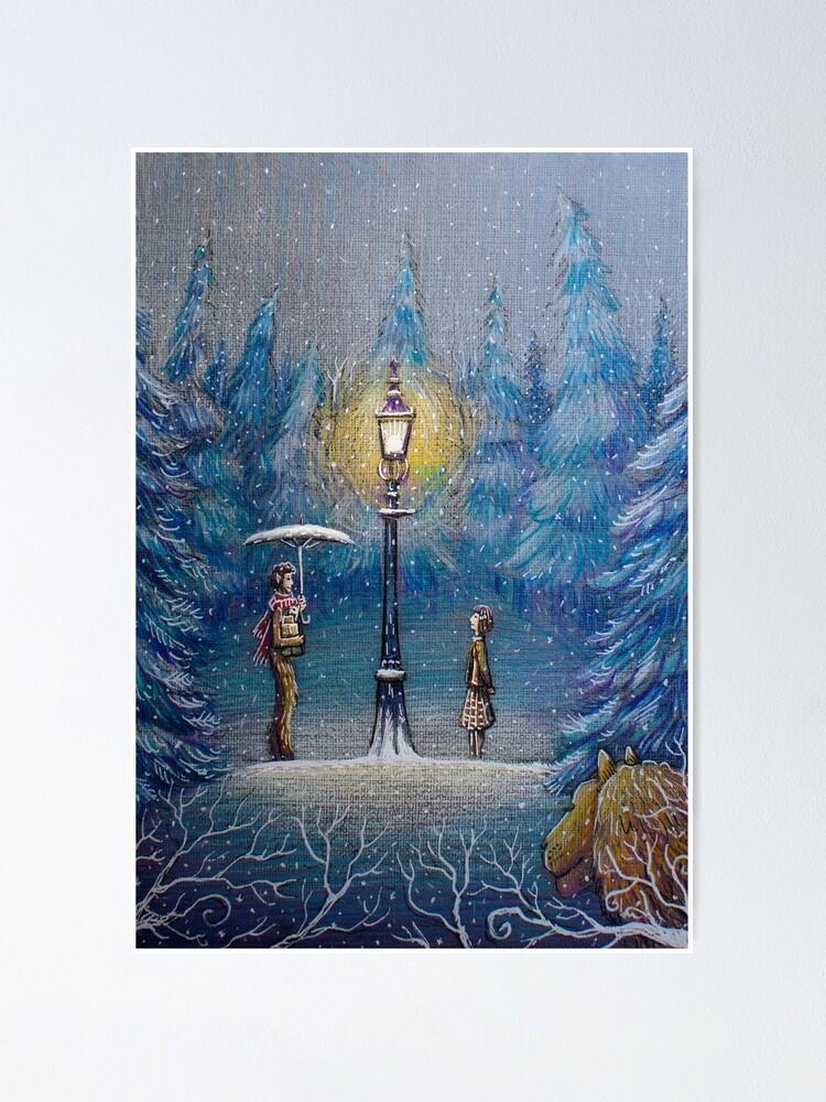Alternate view of Narnia Magic Lantern Poster