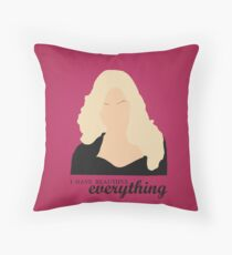 Erica Reyes Print Throw Pillow