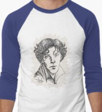 Portrait of a Consulting Detective T-Shirt