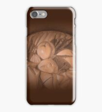 Food Basket iPhone Case/Skin