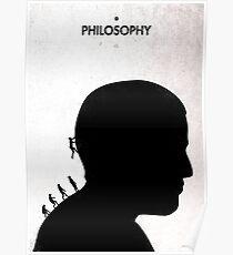 99 Steps of Progress - Philosophy Poster