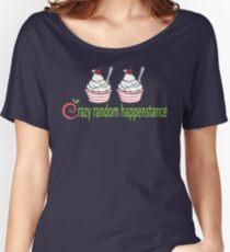 Doctor Horrible Crazy Random Happenstance Women's Relaxed Fit T-Shirt