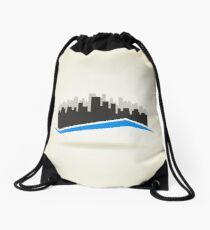 City Drawstring Bag
