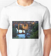 Night at Knaresborough Yorkshire Unisex T-Shirt