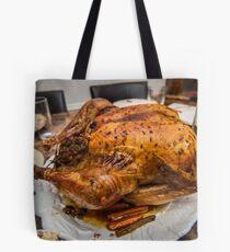 thanksgiving turkey dinner Tote Bag