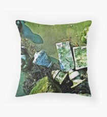 spindletoppers Throw Pillow