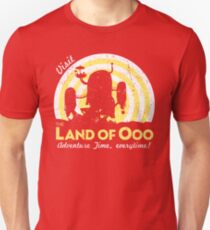 Visit the Land of Ooo T-Shirt