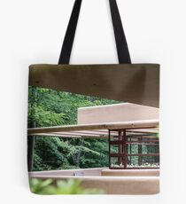 Falling Water, Kaufman House, Frank Lloyd Wright Tote Bag