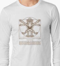 Vitruvian Murloc Long Sleeve T-Shirt