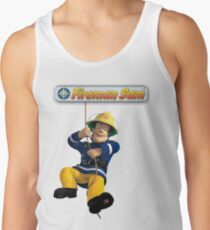 Fireman Sam Tank Top