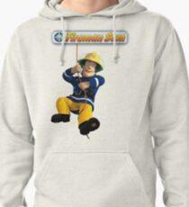 Fireman Sam Pullover Hoodie