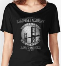 Starfleet Academy Women's Relaxed Fit T-Shirt