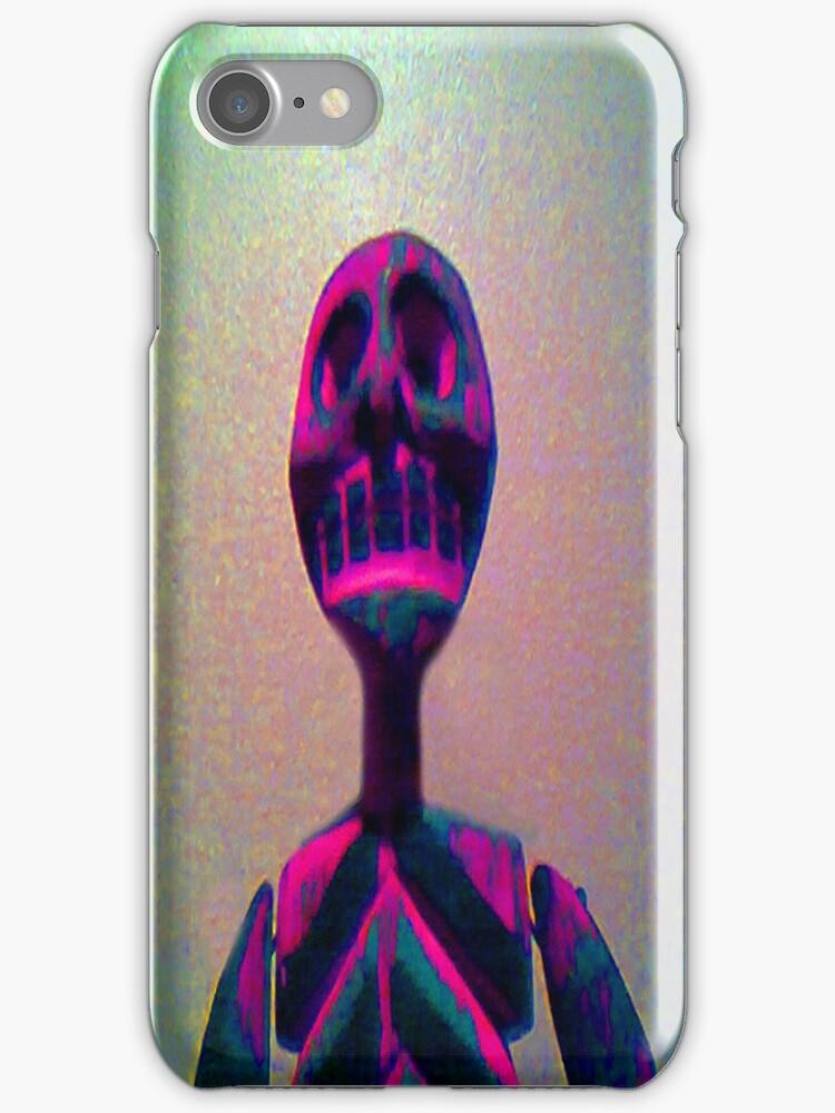Skull Dude by ACSonRedBubble